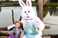 Easter bunny 18-6344