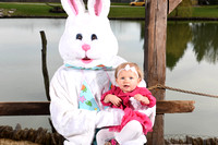Easter bunny 18-6348