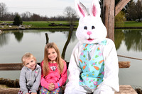 Easter bunny 18-6356