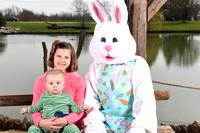 Easter bunny 18-6361